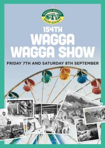 2018 Wagga Show