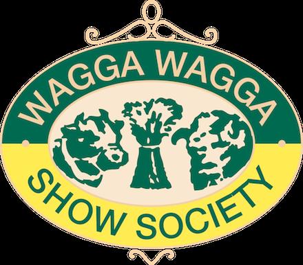 Wagga Wagga Show Society Retina Logo